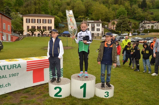 podio piccoli gp malcantone 2016