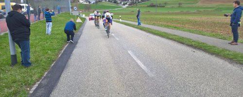 Diamo spettacolo al 3° Aargauer Challenge