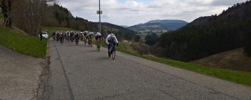 Mauro Genini secondo podio alla Les Genevez nel Canton Jura