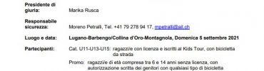 GP del Pian Scairolo 05.09.2021